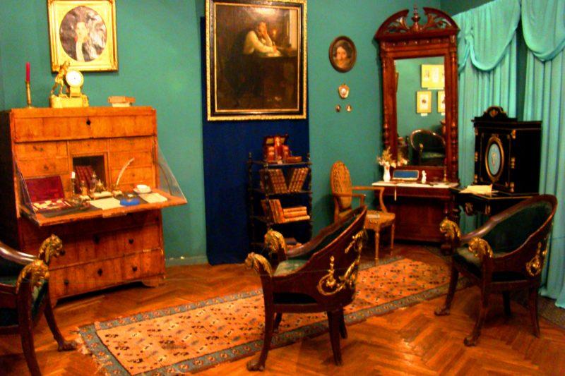 Дом музей Пушкина Кишинев